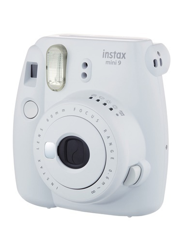 Fujifilm instax mini 9 Beyaz Fotograf Makinesi ve Mega Hediye Seti Renkli